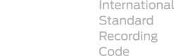 The International Standard Recording Code (ISRC)